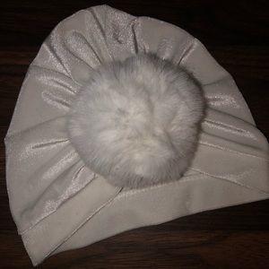 Catherine Malandrino girl turban Hat beautiful